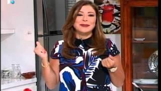 """عالم الصباح- فقرة """"ورشة ملح Cashew Chicken With Ginger Rice"""" 16/10/2015"""