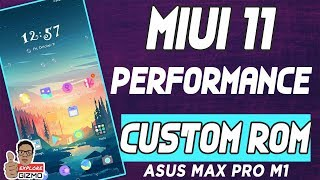 MIUI 11 For Asus Zenfone Max Pro M1 - Performance, Stability, Battery Backup