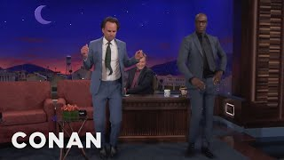 Walton Goggins Clogged At B.B. King Concerts  - CONAN on TBS
