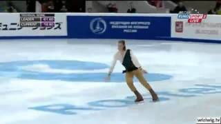 Jason Brown Figure Skating Rostelecom Cup Video