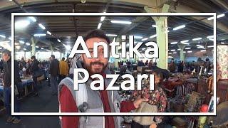 Bomonti (Feriköy) Antika Pazarı -  Herşey Harika #vlog9