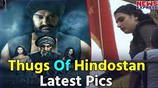 Thugs of Hindostan के Set से नई तस्वीरे आईं सामने, Amitabh दिख रहे हैं ऐसे