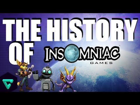 The Complete History of Insomniac Games (PlayStation, Ratchet & Clank)