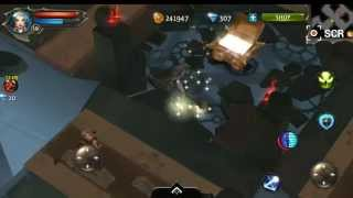 Dungeon Hunter 4 - low level gold farming