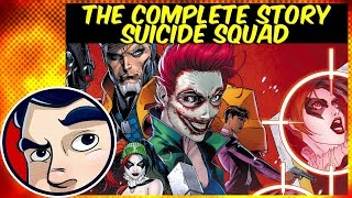 Suicide Squad Pure Insanity - Complete Story | Comicstorian
