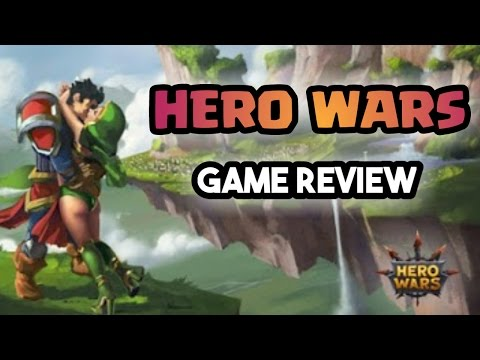 HERO WARS - NEW RPG GAME REVIEW