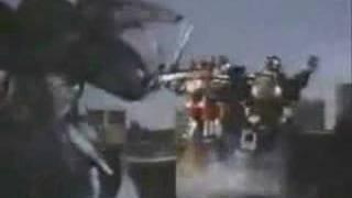 mighty morphin power ranger old school megazord battle cyclopsis