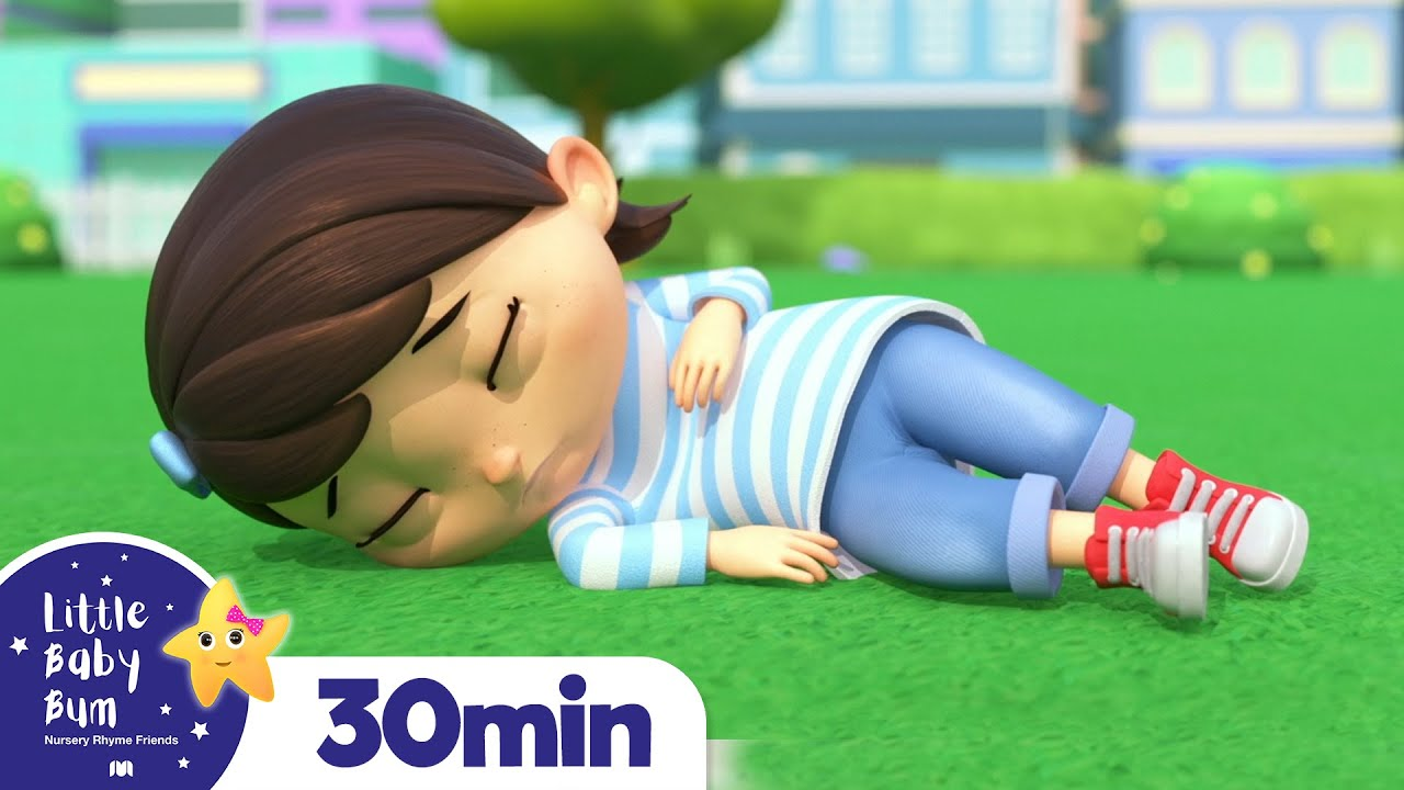 Download Accidents Happen - Don't Worry You'll be Fine | Kids Songs & Nursery Rhymes | Little Baby Bum