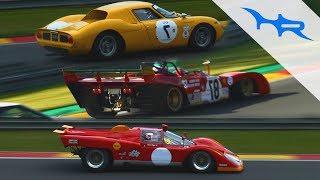 TOP 3 BEST SOUNDING FERRARI ENDURANCE RACERS (250LM, 312PB, 512M)