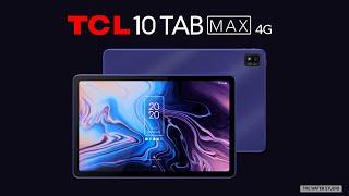 TCL 10 TABMAX 4G |8-megapixel front facing camera| 13-megapixel rear facing camera
