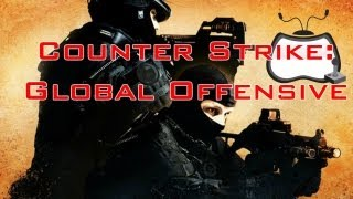 Counter Strike: GO (Gameplay de PS3 em Português)