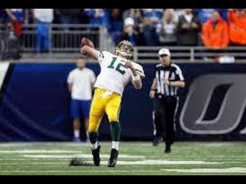 Aaron Rodgers Top 10 Clutch Plays, Drives, and Comebacks