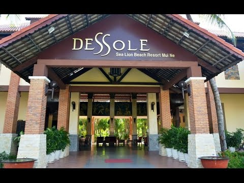 Обзор отеля Dessole Sea Lion Beach Resort Mui Ne 4 +