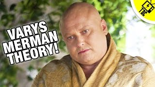 Game of Thrones Varys Merman Theory Explained! (The Dan Cave w/ Dan Casey)