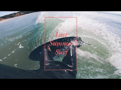 LAST SURF For The New Zealand Summer // GoPro POV Surfing Edit
