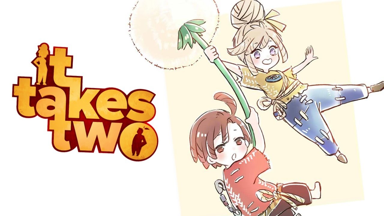 Download 【It Takes Two】なかなおりさせようの会【小森めと / ブイアパ】