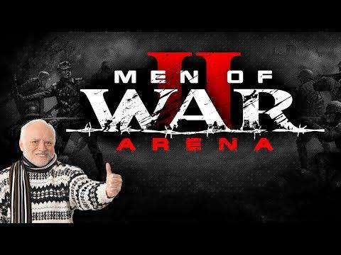 """""""Возвращение легендарной серии"""" ★ Честное мнение о Men Of War II: Arena"""