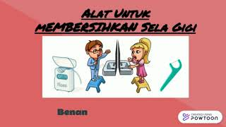 Penyebab Penyakit Periodontal Part I.