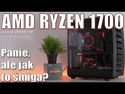 AMD Ryzen 1700  - TEST vs i7 - gry - programy oraz Windows 7 vs Windows 10 - czy warto? VBT PC