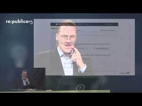 re:publica 2015 - Mikko Hypponen: Is our online future worth sacrificing our privacy and security?