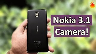 Nokia 3.1 Camera Review! Urdu/Hindi