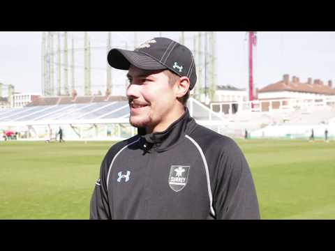 """Rory Burns - """"An honour to play for the MCC"""""""