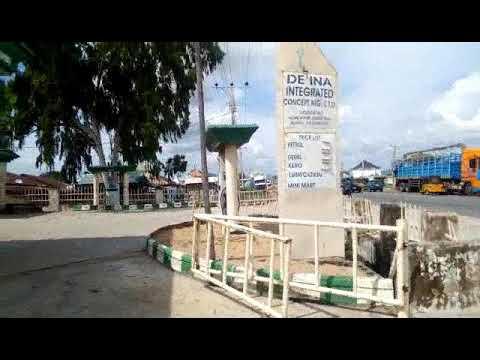 FARUNA STORE FUEL STATION TARABA 100%TBC