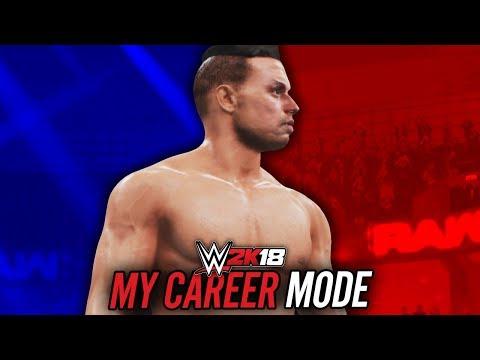 WWE 2K18 My Career Mode - Ep 15 - SUPERSTAR SHAKE-UP!!