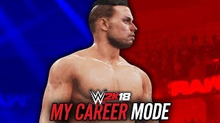 WWE 2K18 My Career Mode - Ep 15 - SUPERSTAR SHAKE-UP!!