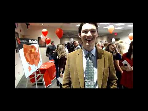 USD Sanford School Of Medicine 2018 Match Day.  Sioux Falls Campus