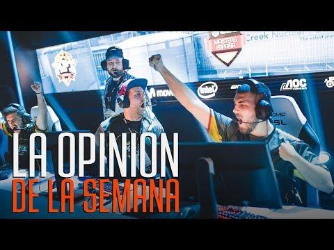 La opinión de: El futuro de los eSports y violencia en los videojuegos
