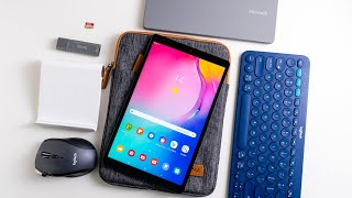 Samsung Galaxy Tab A 10.1 2019: Best Accessories I'm Using