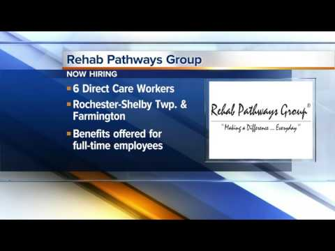 Workers Wanted: Rehab Pathways Group
