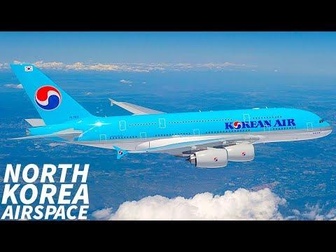 NORTH KOREA Keen to Open PYONGYANG AIRSPACE to SOUTH KOREA