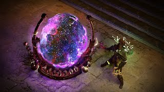 Path of Exile: Celestial Steam-Powered Portal