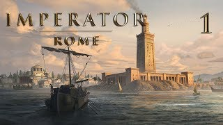 Imperator Rome — Part 1 - Ptolemaic Egypt