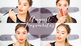 August Favourites | Hello October, #August Favorites #Augfavs