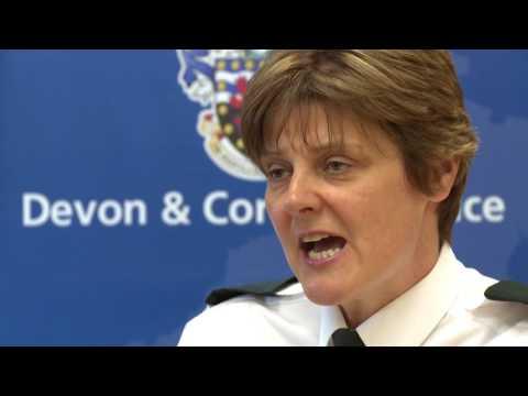 Supt Jacqui Hawley talks about the sentencing of Ciaran Maxwell.