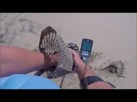 Beach Metal Detecting RING
