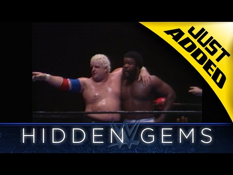 Dusty Rhodes & Junkyard Dog inflict double the pain in rare WWE Hidden Gem (WWE Network Exclusive)