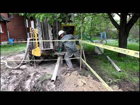 Geothermal Install - Waterloo house - Part 1