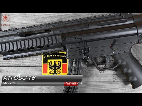 ATI GSG 16 Tabletop Review