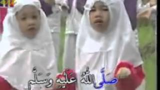 Shalawat Nabi Versi Anak anak Wafiq Azizah Album Nariyah