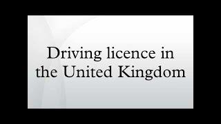 Proper Driving In United Kingdom