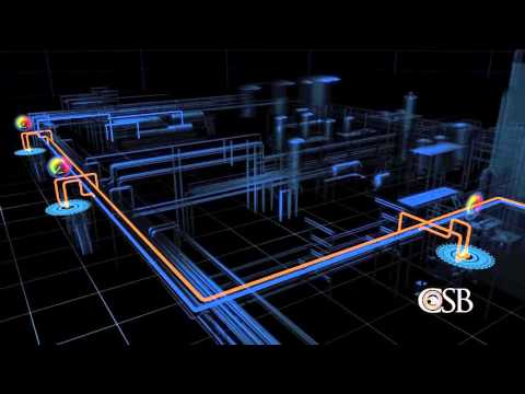Animation of Chemical Release at DuPont's La Porte Facility