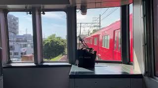 【MH】名鉄2200系2310号車特急岐阜行き中京競馬場前通過MHフル〆
