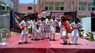 Pray for India song Dance at Sign Foundation School, Hyderabad , India