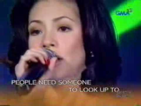 Greatest Love Of All (Highest Version) - Regine Velasquez