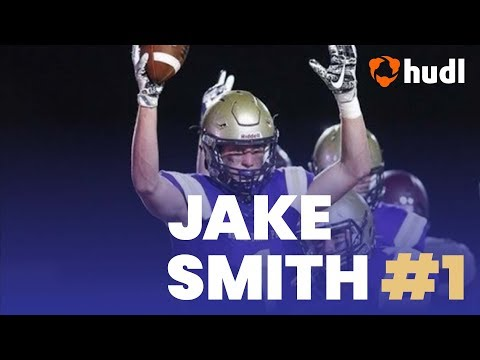 Jake Smith   Notre Dame Preparatory Football   Ultimate Highlights