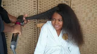 Haare föhnen mit dem TEUERSTEN Föhn der Welt. Dyson Airwrap